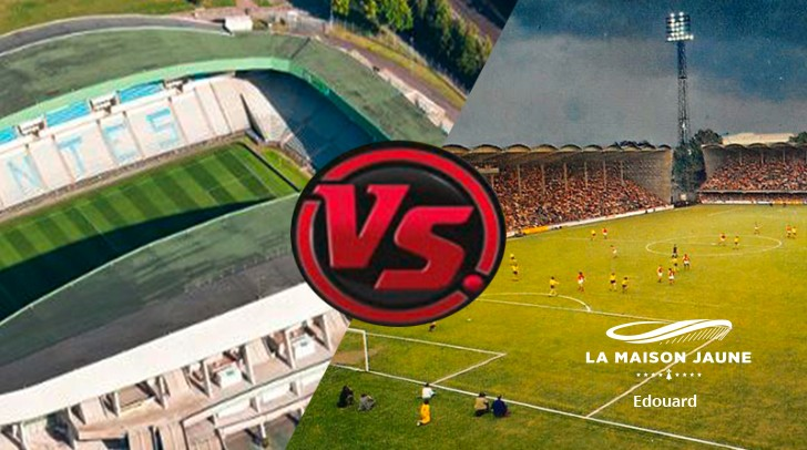 FACE TO FACE EPISODE 3 – Stade Marcel Saupin vs La Beaujoire Louis Fonteneau